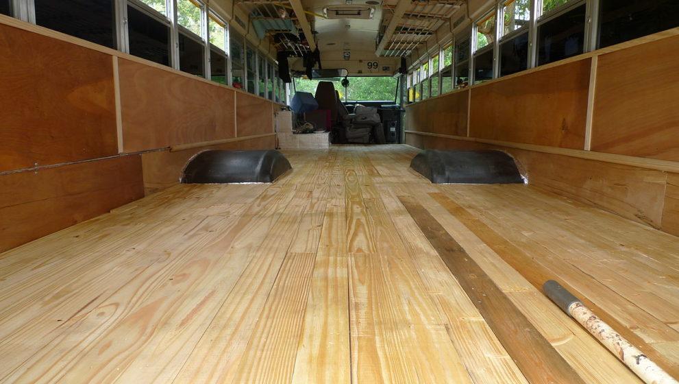 Sådan skaber du med gulvafslibning et nyt gulv